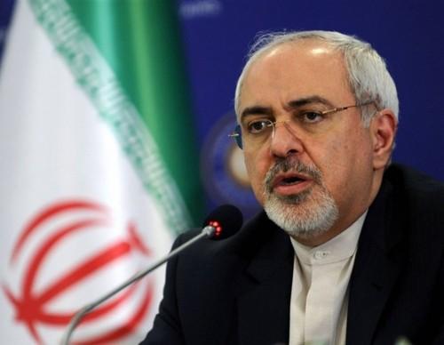 """خارجية إيران تكشف حقيقة ترشح """"ظريف"""" للرئاسة"""