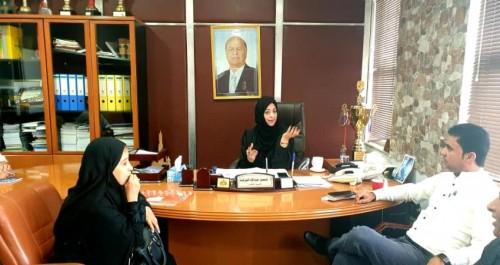 لتوفير احتياجات المواطنين.. لقاء يجمع قيادات «النفط والغاز» في عدن
