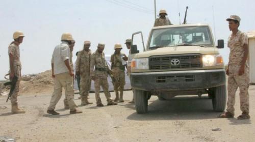 قوات الحزام الأمني تقبض على قاتل قيس نظمي بالخط العام