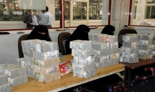 وصول كميات جديدة من العملة المحلية المطبوعة للبنك المركزي بعدن