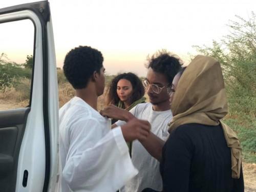 """بدء تصوير الفيلم السوداني """"ستموت في العشرين"""""""