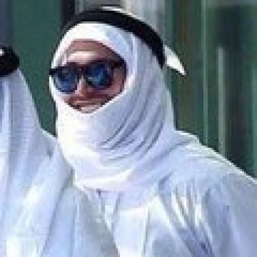 """راموس بالزي الإماراتي قبل مباراة فريقه مع """"العين"""""""