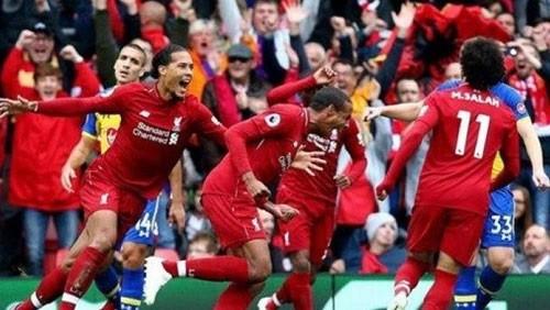 ليفربول يسعى للمحافظة على صدارته في الدوري عندما يواجه ولفرهامتون