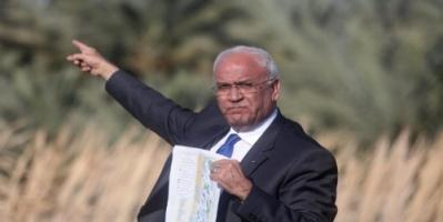 عريقات: نتنياهو يهدف إلى تدمير السلطة الفلسطينية