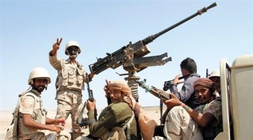 قوات الشرعية تسيطر على مناطق جديدة في حيران بحجة