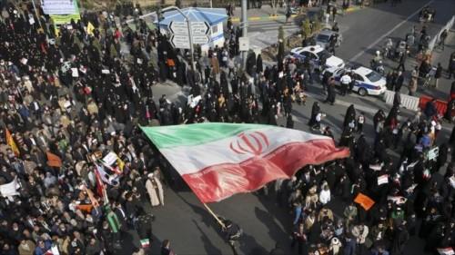 ثورة عارمة ضد ملالي إيران في 2019