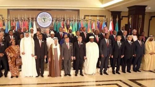 مشاركة يمنية في التحضير للقمة الأفريقية العربية القادمة