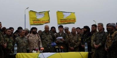 قوات سوريا الديمقراطية: إذا هاجمتنا تركيا لن نستطيع مواجهت داعش