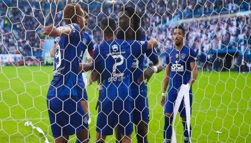 الهلال يفوز على الأهلي 4-3 في كلاسيكو السعودية