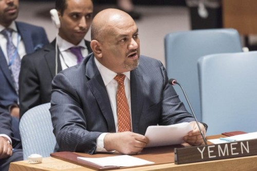 أول رد من الحكومة اليمنية على قرار مجلس الأمن بشأن الحديدة