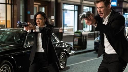 شركة سوني تطرح الإعلان الرسمي الأول لفيلم Men In Black