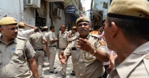 مقتل 6 مسلحين في اشتباك بالأسلحة النارية في الهند