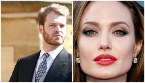 حقيقة زواج أنجلينا جولي بـ ابن شقيق الأميرة ديانا