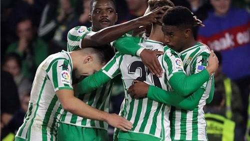 إيبار يتعادل مع ريال بيتيس في الدوري الإسباني