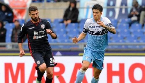 لاتسيو يفوز على كالياري 3-0 في الدوري الإيطالي