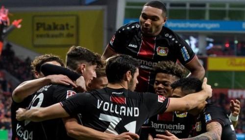 بايرن ليفركوزن يفوز على هيرتا برلين 3-2 في الدوري الألماني