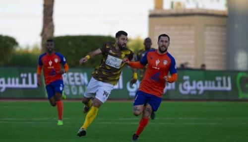 الفيحاء يفوز على أحد 3-0 في الدوري السعودي