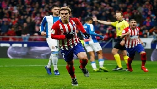 أتليتكو مدريد يفوز 1-0 على إسبانيول في الدوري الإسباني