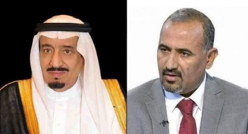 رئيس «الانتقالي الجنوبي» يُعزي القيادة السعودية في وفاة الأمير طلال بن عبدالعزيز