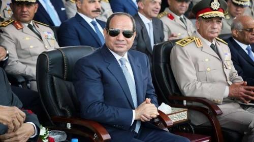 """""""السيسي"""" يعين """"خالد مجاور"""" رئيسًا للمخابرات الحربية"""
