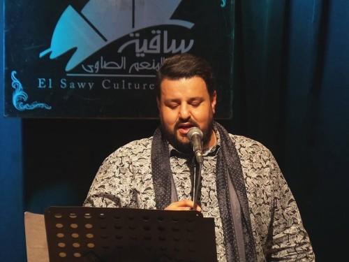 المطرب التونسي محمد بن صالح يغني لأول مرة في مصر