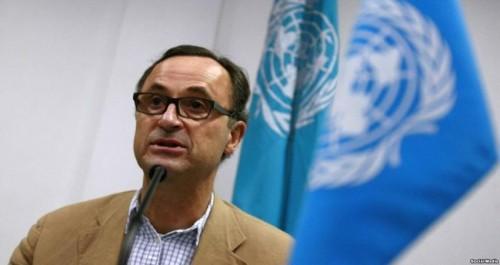 رئيس الفريق الأممي لمراقبة الهدنة يتجه إلى الحديدة