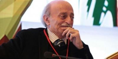 جنبلاط عن الأب سليم: رحل المفكر لثورة الأرز وربيع بيروت