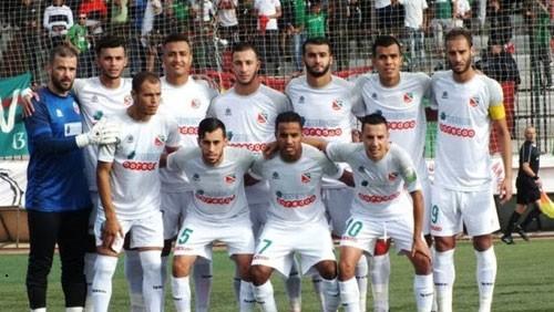 اتحاد بلعباس الجزائري يودع الكونفدرالية الإفريقية