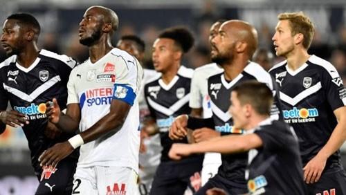 أميان يتعادل مع بوردو في الدوري الفرنسي
