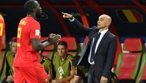 مدرب بلجيكا يدافع عن لوكاكو