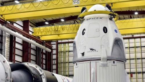 """""""سبيس إكس"""" تطلق أول مهمة فضائية في مجال الأمن القومي الأمريكي"""