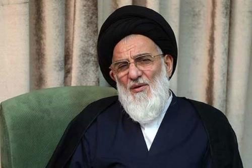 """وفاة """"الشاهرودي"""" الخليفة المحتمل للمرشد الإيراني"""