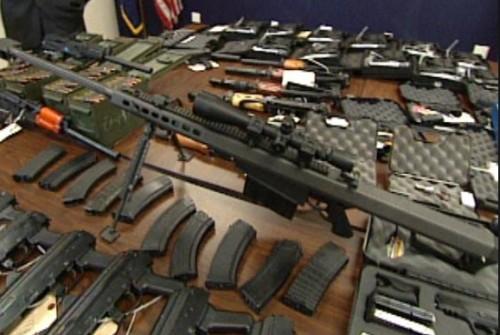 اليافعي: حجم الأسلحة المضبوطة بعدن مخيف ومرعب