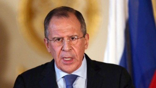 لافروف: أخشى من تدهور العلاقات الأمريكية الروسية فى الانتخابات الرئاسية