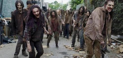 شبكة  AMC  تكشف عن الشرير الجديد في مسلسلها The Walking Dead