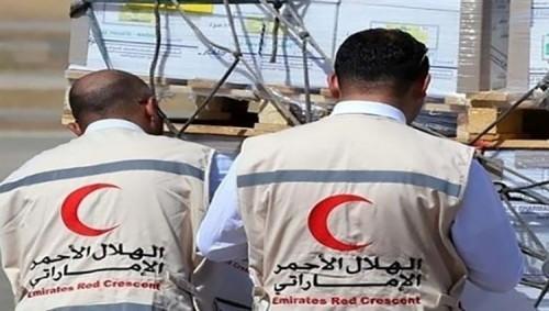 الهلال الإماراتي يوفر فرص عمل لـ3200 يمني بالساحل الغربي