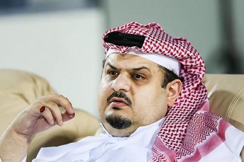 الأمير عبد الرحمن يرد على مذيع الجزيرة بشأن فلسطين