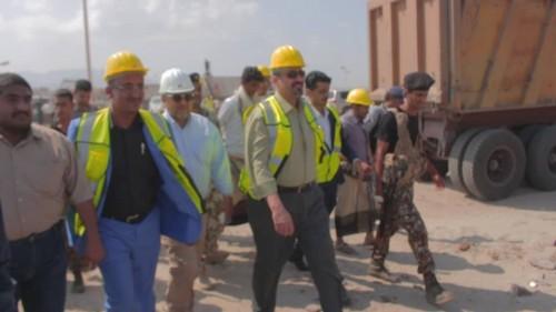 حملة لرفع المخلفات في عدن