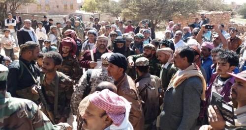 مقتل مواطن بقصف حوثي في الضالع