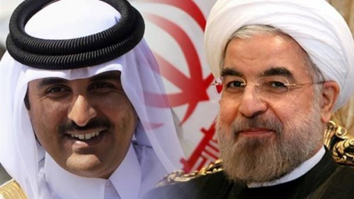 """""""الدوحة - طهران"""".. خط تسليح حزب الله (فيديو)"""