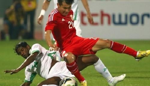 العراق تفوز على الصين 2-1 ودياً استعداداً لأمم آسيا