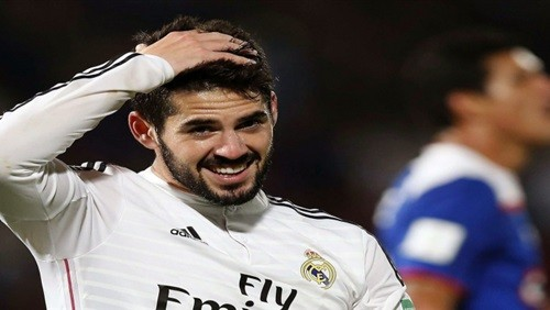 سكاي إيطاليا: إيسكو سيزيح خضيرة وبيانيتش من طريقه في ريال مدريد