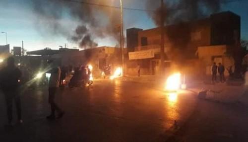 وفاة صحفي تونسي أضرم النار في نفسه احتجاجاً على سياسات الإخوان