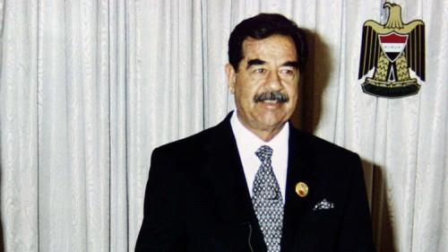 """بمناسبة ذكرى إعدامه.. صدام يظهر بالأنبار """"فيديو"""""""