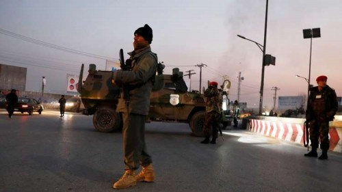 مصرع وإصابة 48 شخصا في هجوم مسلح بكابول