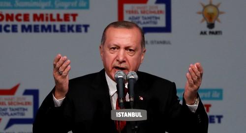 الزعتر: أردوغان يبحث عن اهتمام دولي لشخصه