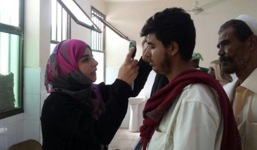إجراء 500 عملية.. افتتاح مخيمات جراحة العيون المجانية في البريقة بعدن
