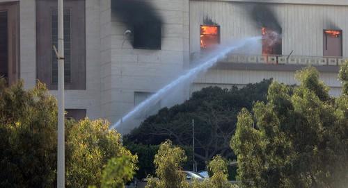 سفير ألمانيا في ليبيا يدين حادث تفجير وزارة الخارجية