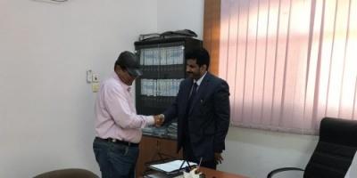اجتماع في عدن يناقش إجراءات ربط النظام الملاحي بالطيران العالمي