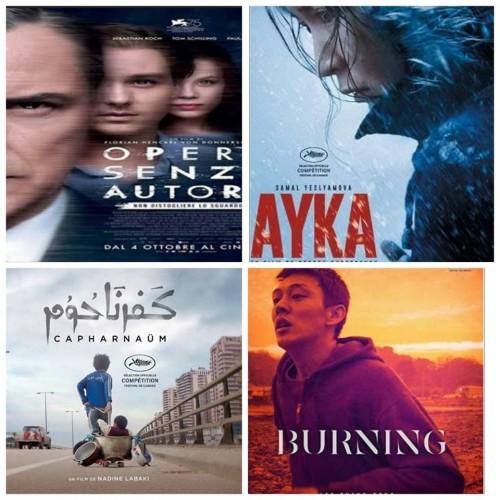 القائمة النهائية المشاركة بفئة أفضل فيلم أجنبي بالأوسكار
